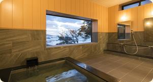 三国温泉 貸切浴室
