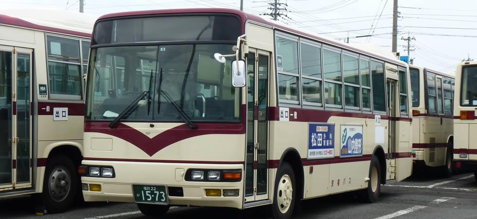 京福路線バス