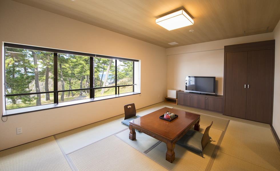 2F 個室スペース 和室15畳12畳