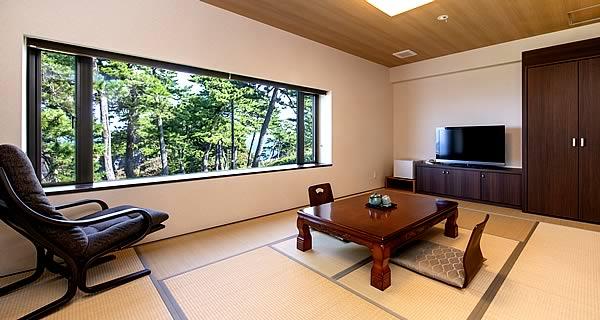 客室「松島」