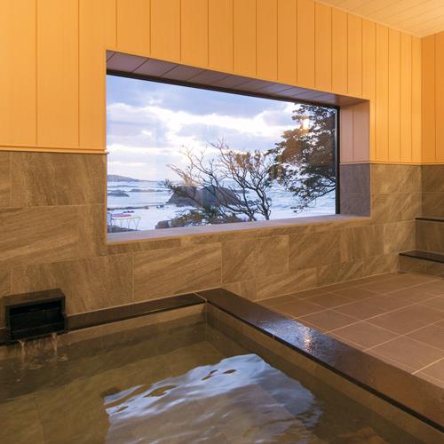 貸切の温泉
